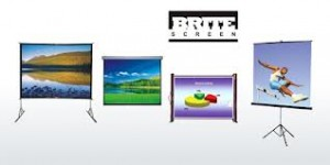 Brite Screen Projector
