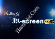 JK Screen Projector