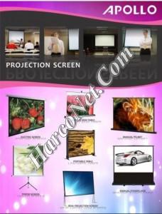 Layar Proyektor Screen Apollo