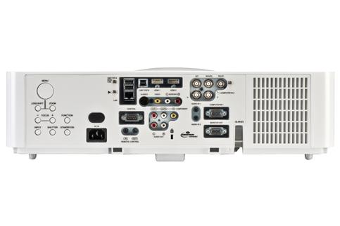 HITACHI CP-X8150 Front