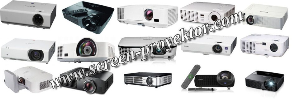 Jual Screen Proyektor
