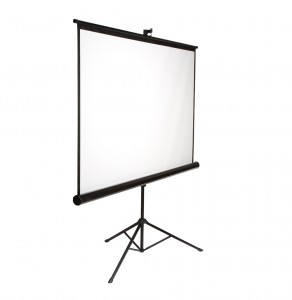 Tripod Screen Projector Kaki