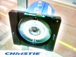 Lampu Projector Christie